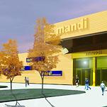 Mandi shopping centar