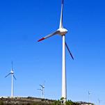 Vjetroelektrane Šibenik - Šibenik