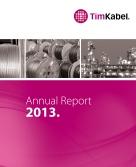 Tim Kabel - Annual Report 2013.