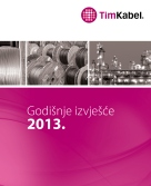 Tim Kabel - godišnje izvješće 2013.