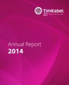 Tim Kabel - Annual Report 2014.