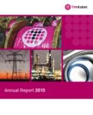 Tim Kabel - Annual Report 2015.