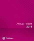 Tim Kabel - Annual Report 2016.