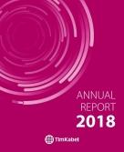 Tim Kabel - Annual Report 2018.