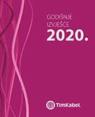 Tim Kabel - godišnje izvješće 2020.