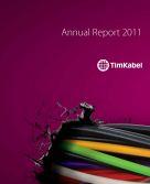 Tim Kabel - Annual Report 2011.