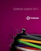 Tim Kabel - godišnje izvješće 2011.