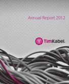 Tim Kabel - Annual Report 2012.