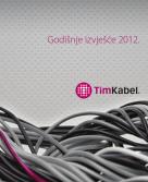 Tim Kabel - godišnje izvješće 2012.