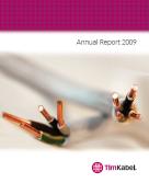 Tim Kabel - Annual Report 2009.