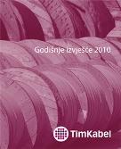 Tim Kabel - godišnje izvješće 2010.