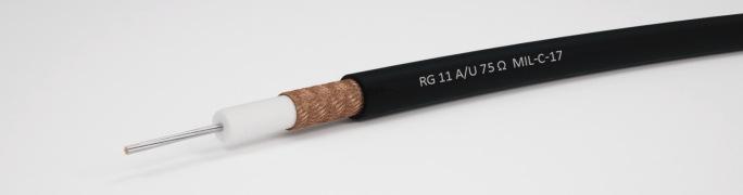 RG 11 A/U 75 Ω