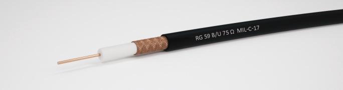 RG 58 C/U 50 Ω